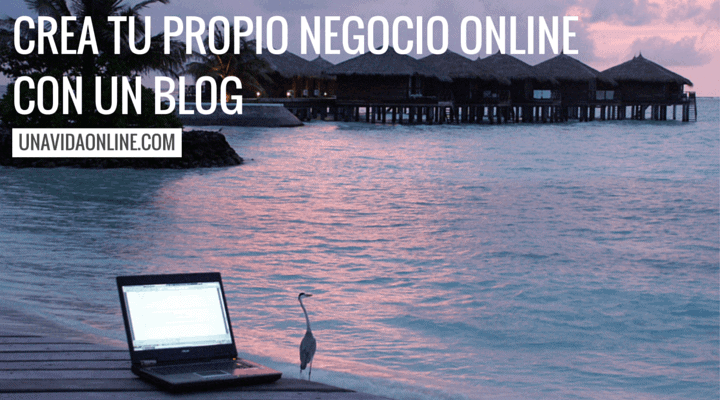 Negocio online blog