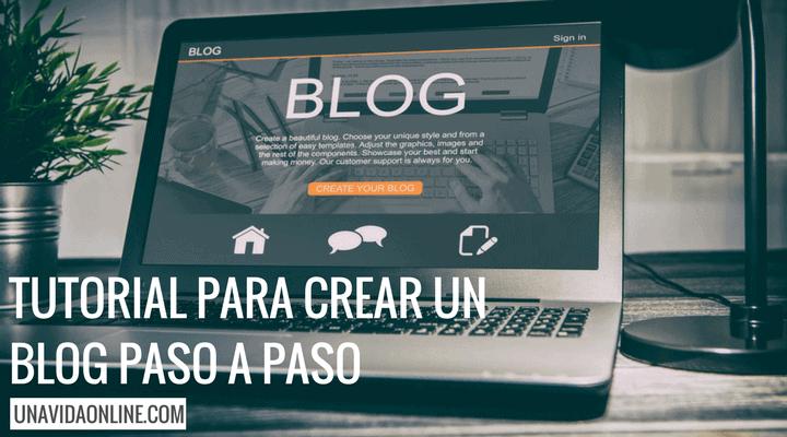Cómo crear un blog paso a paso en 2019: guía práctica
